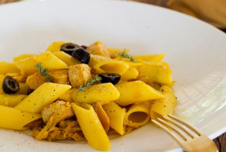 Pennoni alla siciliana