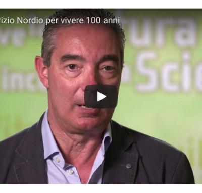 I consigli per vivere 100 anni del Dr. Maurizio Nordio